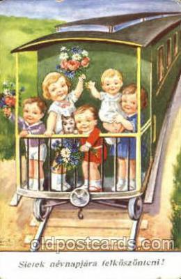 chi002344 - Child, Children Postcard Post Card