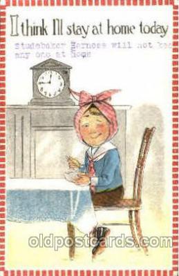 chi002345 - Child, Children Postcard Post Card