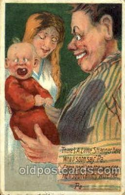chi002347 - Child, Children Postcard Post Card