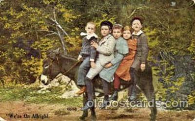 chi002353 - Child, Children Postcard Post Card