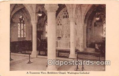 chr001015 - Churches Vintage Postcard