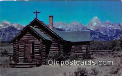 chr001024 - Churches Vintage Postcard