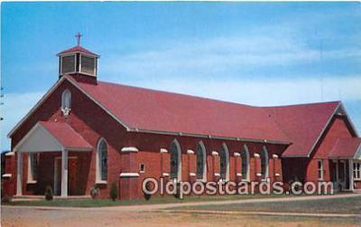 chr001027 - Churches Vintage Postcard