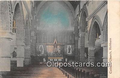 chr001036 - Churches Vintage Postcard