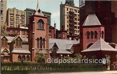 chr001040 - Churches Vintage Postcard