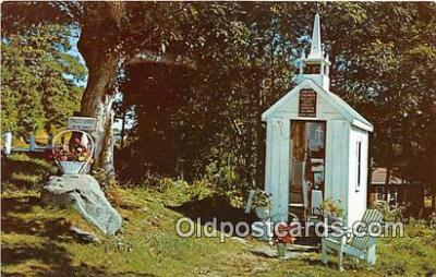 Smallest Church in the World