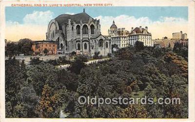 chr001059 - Churches Vintage Postcard