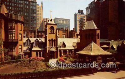 chr001060 - Churches Vintage Postcard