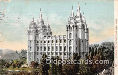 chr001061 - Churches Vintage Postcard