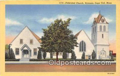 Federated Church, Hyannis