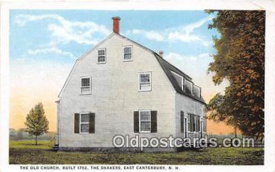 chr001075 - Churches Vintage Postcard