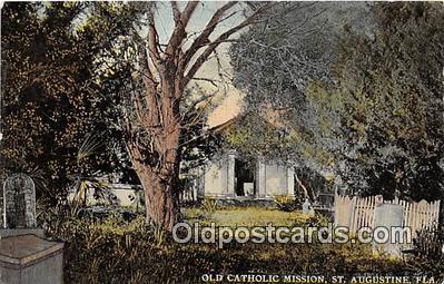 chr001078 - Churches Vintage Postcard
