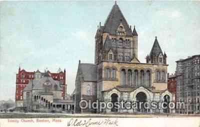 chr001081 - Churches Vintage Postcard
