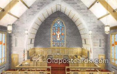 chr001091 - Churches Vintage Postcard
