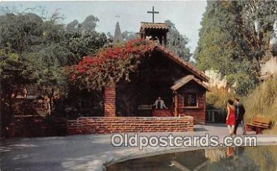 Little Chapel by the Lake