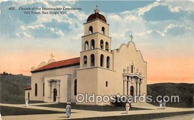 chr001094 - Churches Vintage Postcard