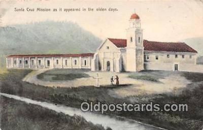 chr001095 - Churches Vintage Postcard
