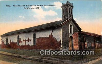 chr001097 - Churches Vintage Postcard