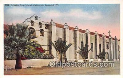 chr001099 - Churches Vintage Postcard