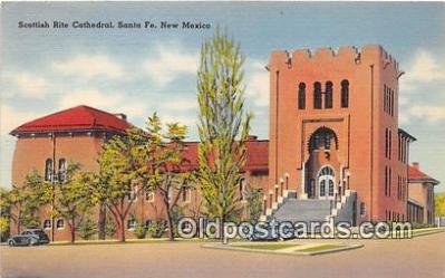chr001104 - Churches Vintage Postcard