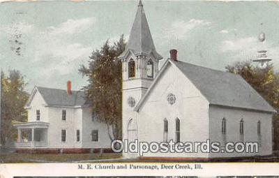 chr001109 - Churches Vintage Postcard
