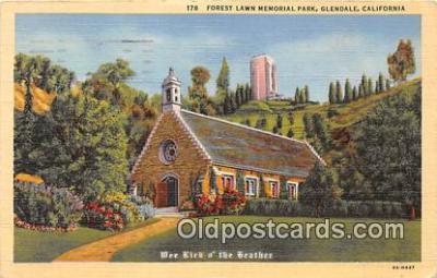chr001112 - Churches Vintage Postcard