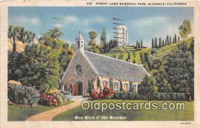 chr001117 - Churches Vintage Postcard