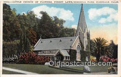 chr001118 - Churches Vintage Postcard