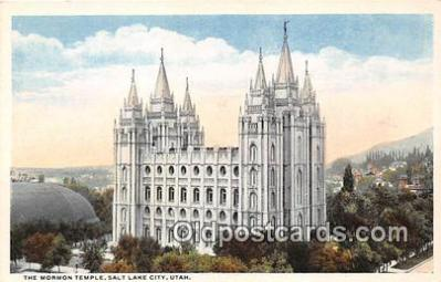 chr001125 - Churches Vintage Postcard