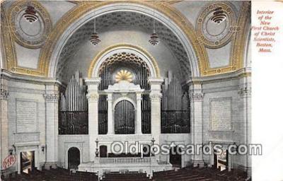 chr001127 - Churches Vintage Postcard
