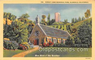 chr001135 - Churches Vintage Postcard