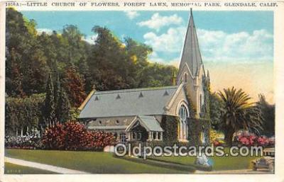 chr001138 - Churches Vintage Postcard