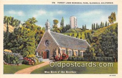 chr001145 - Churches Vintage Postcard