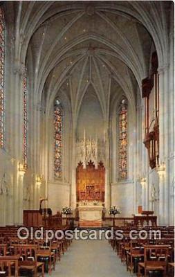 chr001155 - Churches Vintage Postcard