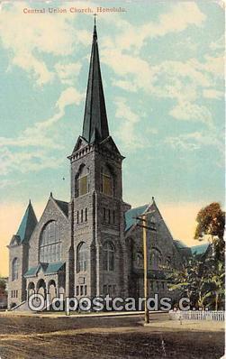 chr001159 - Churches Vintage Postcard