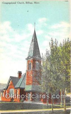 chr001173 - Churches Vintage Postcard