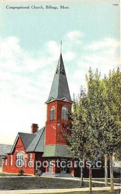 chr001176 - Churches Vintage Postcard