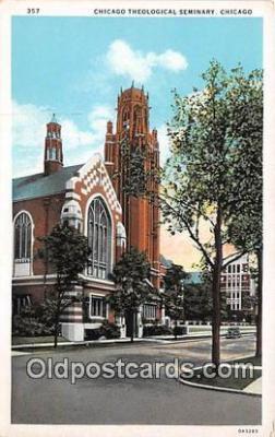 chr001178 - Churches Vintage Postcard