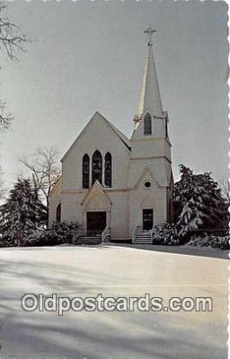 chr001179 - Churches Vintage Postcard