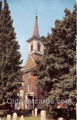 chr001185 - Churches Vintage Postcard
