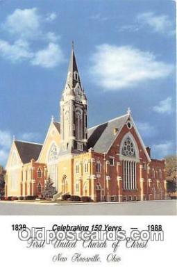 chr001192 - Churches Vintage Postcard