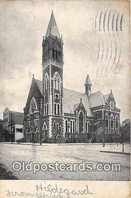 chr001194 - Churches Vintage Postcard