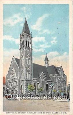 chr001198 - Churches Vintage Postcard