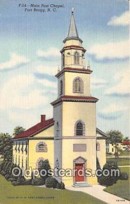 chr001202 - Churches Vintage Postcard