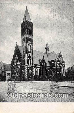 chr001205 - Churches Vintage Postcard