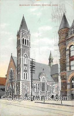 chr001207 - Churches Vintage Postcard