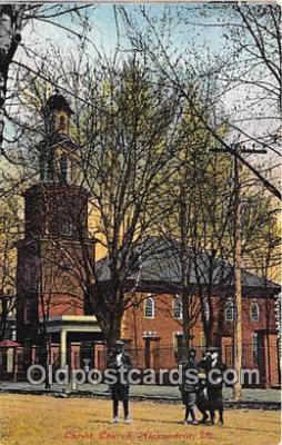 chr001215 - Churches Vintage Postcard