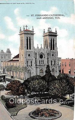 chr001216 - Churches Vintage Postcard