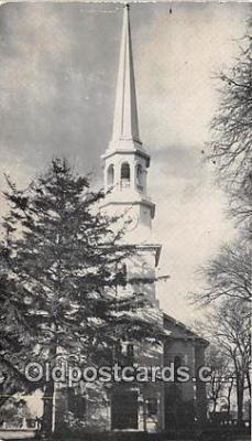 chr001225 - Churches Vintage Postcard