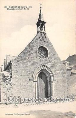 chr001228 - Churches Vintage Postcard